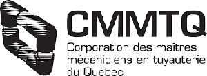 CMMTQ - Corporation of Master Pipe Mechanics of Quebec